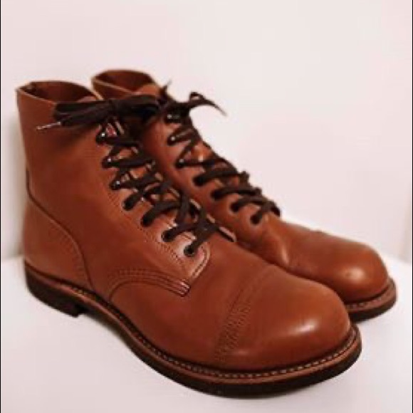 Red Wing Heritage Munson Ranger Boots